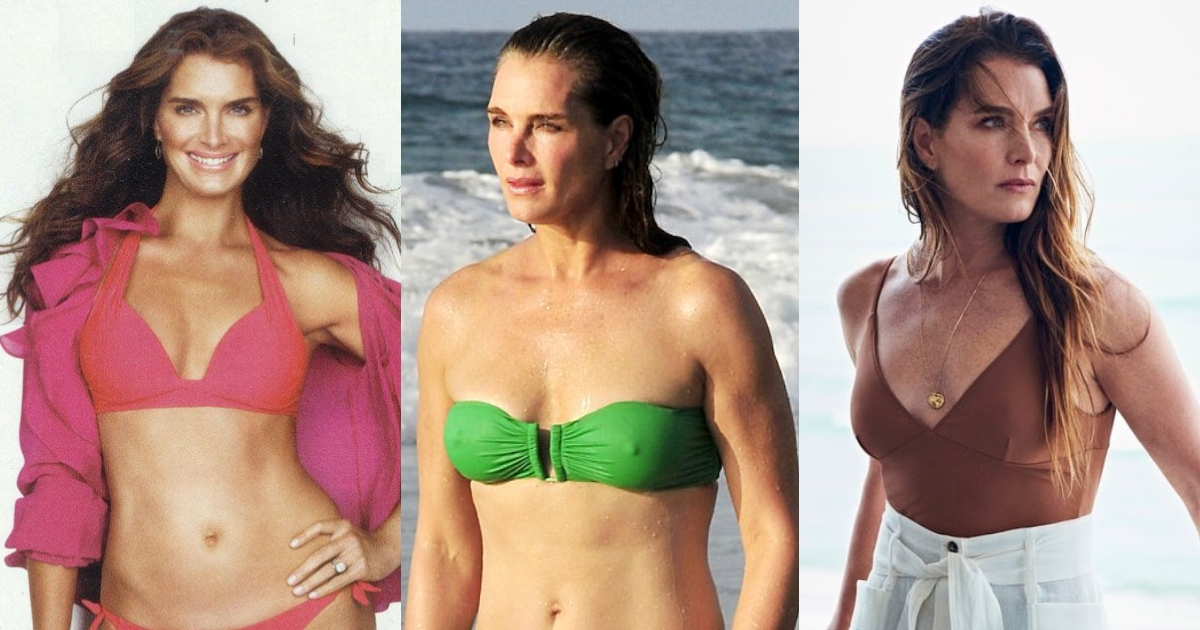 61 Brooke Shields Sexy Pictures Which Make Certain To Leave You Entranced
