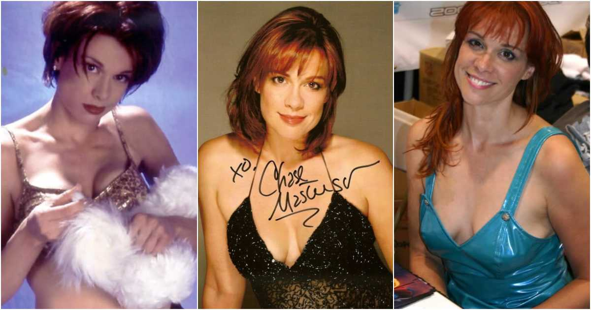 Chase Masterson Hot Pictures That Make Certain To Make You Her Greatest Admirer