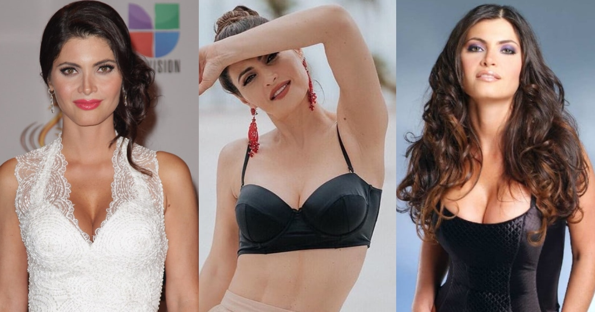 61 Chiquinquira Delgado Sexy Pictures Are Here To Fill Your Heart with Joy And Happiness