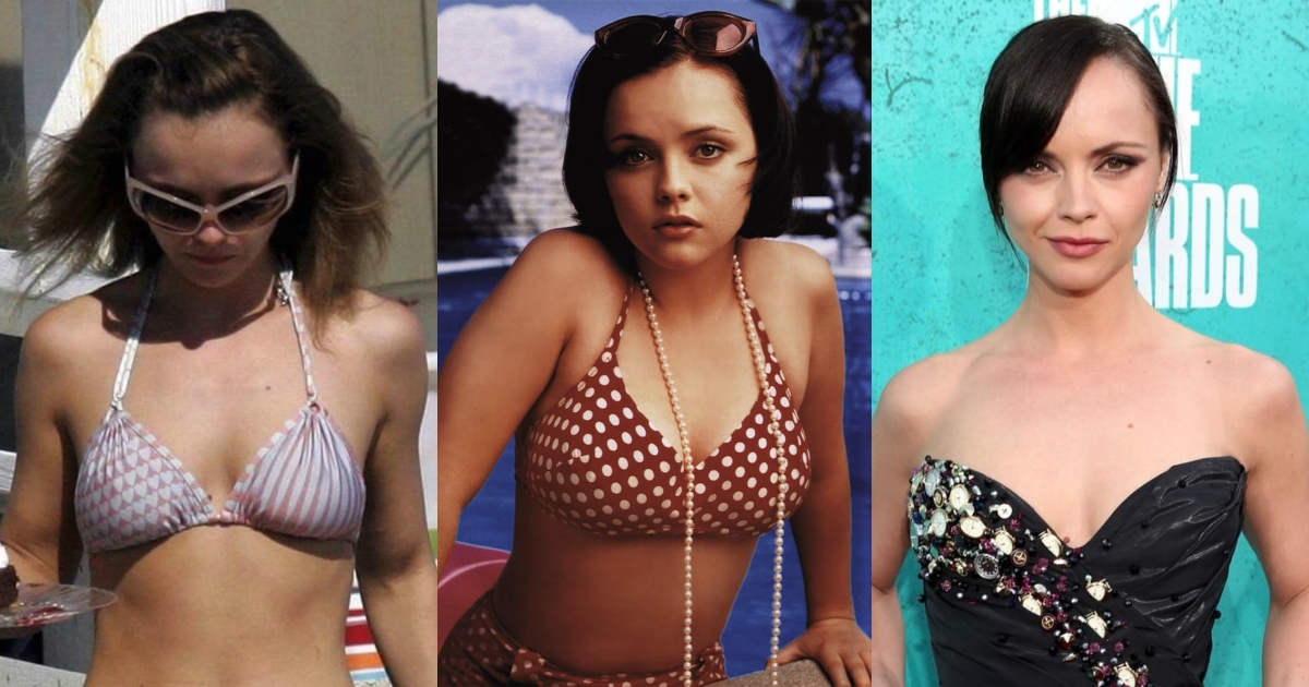 61 Christina Ricci Sexy Pictures Are Really Amazing