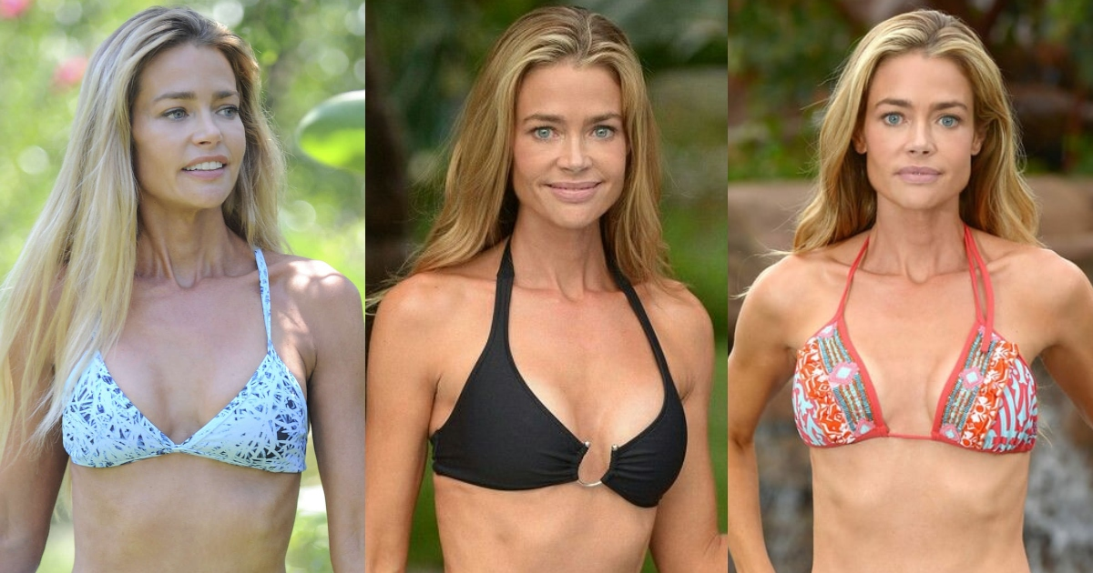61 Denise Richards Hot Pictures Which Will Make You Feel All Excited And Enticed