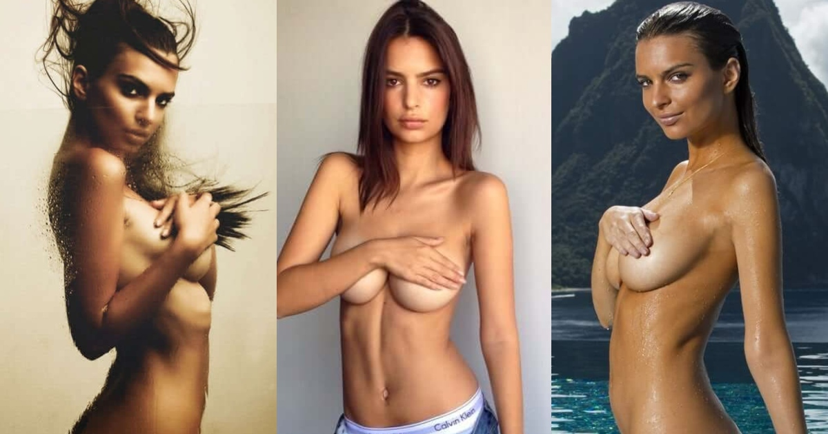 61 Emily Ratajkowski Sexy Pictures Are Simply Excessively Enigmatic
