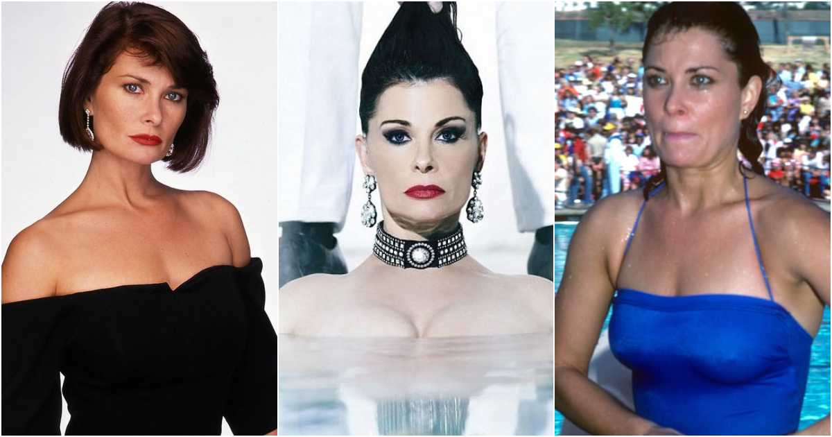61 Jane Badler Hot Pictures Are A Genuine Exemplification Of Excellence