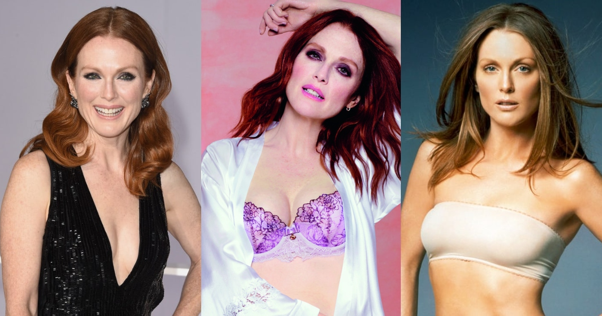61 Julianne Moore Sexy Pictures Are Here To Fill Your Heart with Joy And Happiness