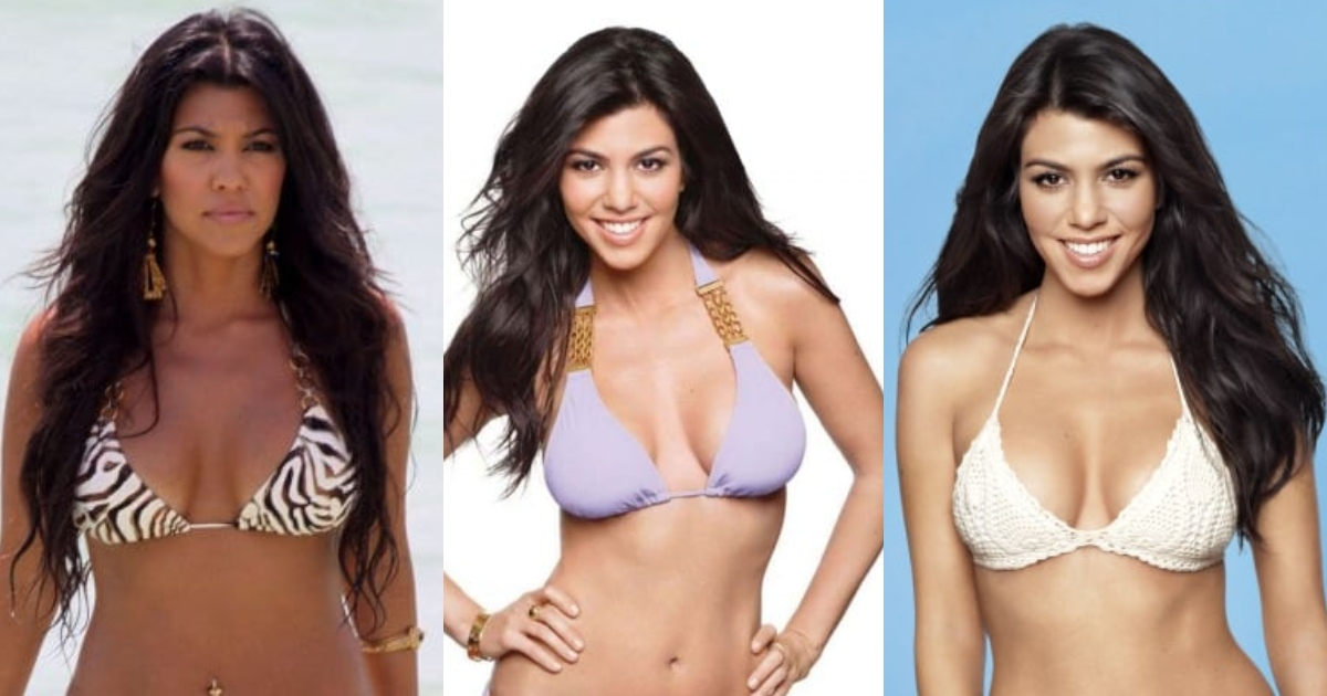 61 Kourtney Kardashian Sexy Pictures Will Put A Gigantic Grin On You