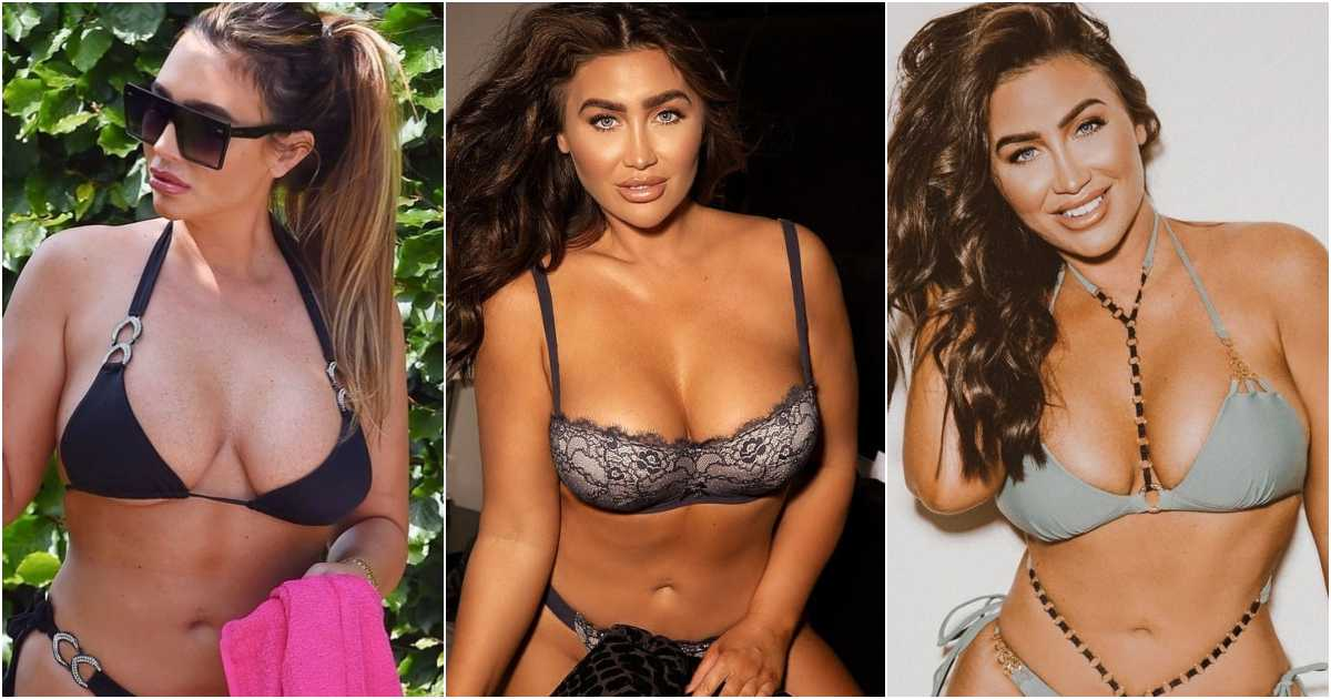 61 Lauren Goodger Sexy Pictures Are Windows Into Paradise