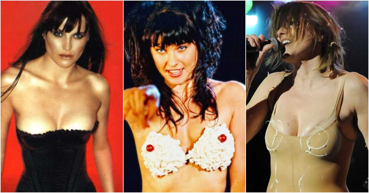 61 Lucy Lawless Sexy Pictures