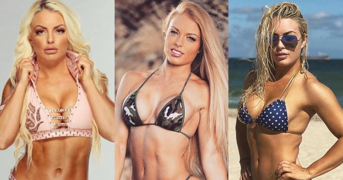 61 Mandy Rose Sexy Pictures Will Leave You Baffled By Her Beauty