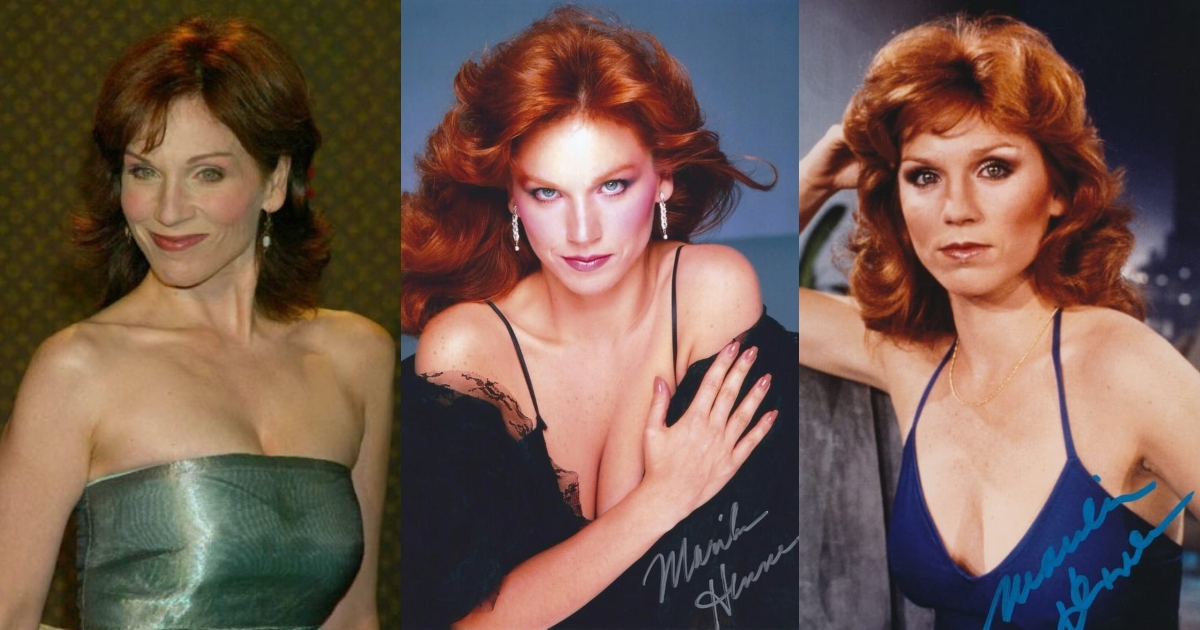 61 Marilu Henner Sexy Pictures Are Just Too Damn Sexy