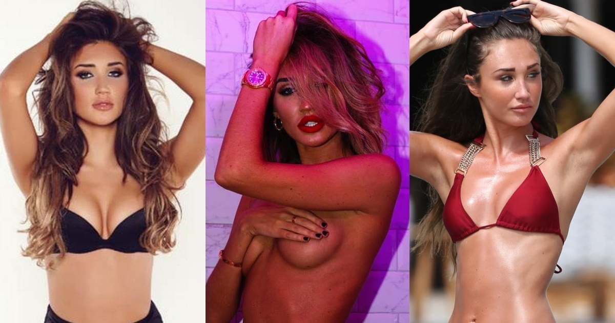 61 Megan-McKenna Sexy Pictures Are Simply Excessively Enigmatic