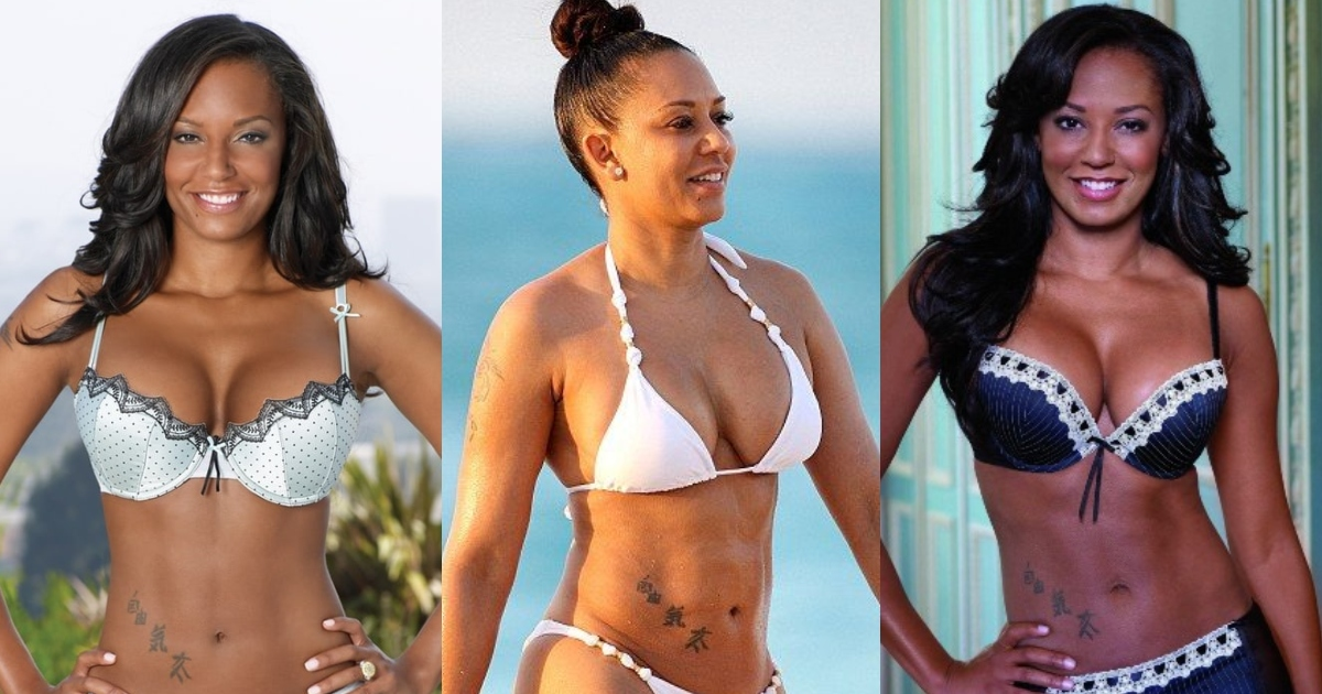 61 Mel B Sexy Pictures Are Simply Excessively Damn Delectable