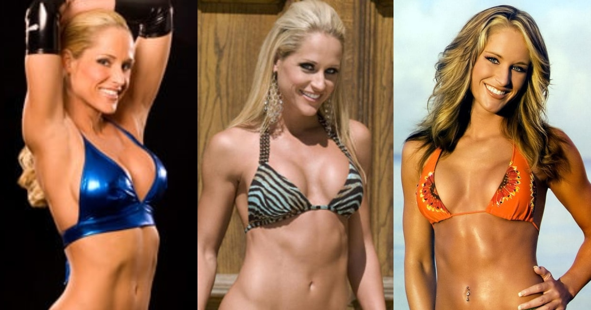 61 Michelle McCool Sexy Pictures Will Cause You To Ache For Her