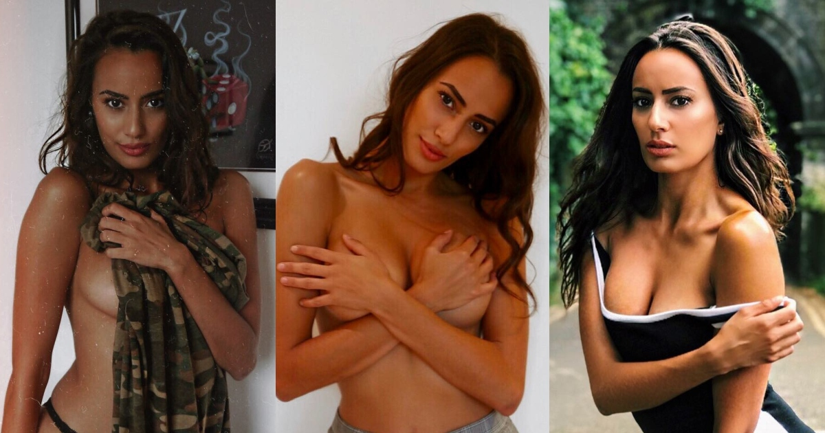 61 Nabila Badda Sexy Pictures Reveal Her Lofty And Attractive Physique