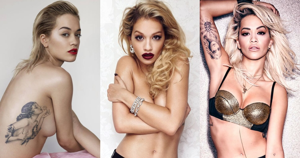 61 Rita Ora Sexy Pictures Display Her As A Skilled Performer