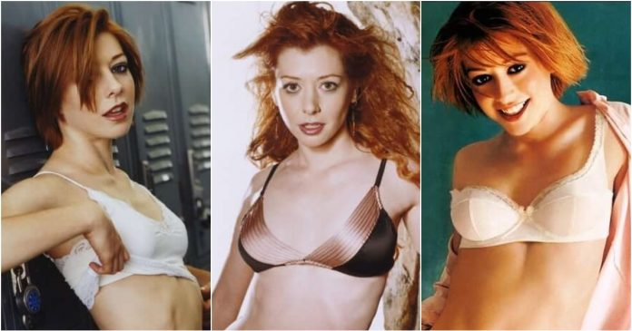 61 Sexy Alyson Hannigan Pictures Captured Over The Years