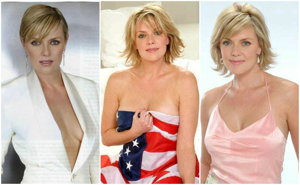 61 Sexy Amanda Tapping Pictures Which Will Shake Your Reality