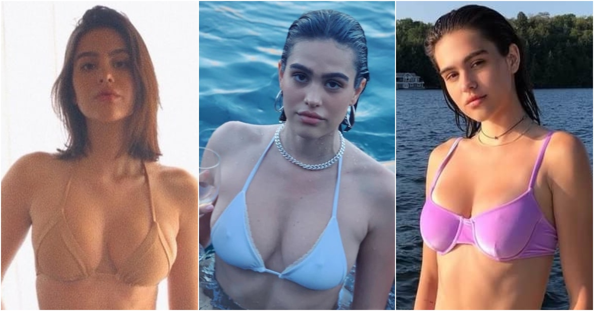 61 Sexy Amelia Gray Hamlin Pictures Captured Over The Years