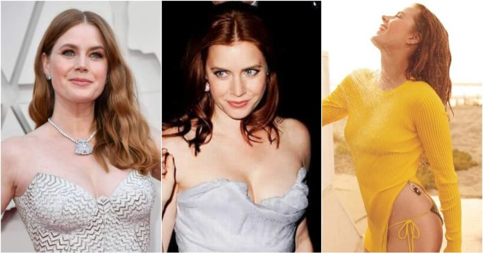 61 Sexy Amy Adams Pictures Captured Over The Years