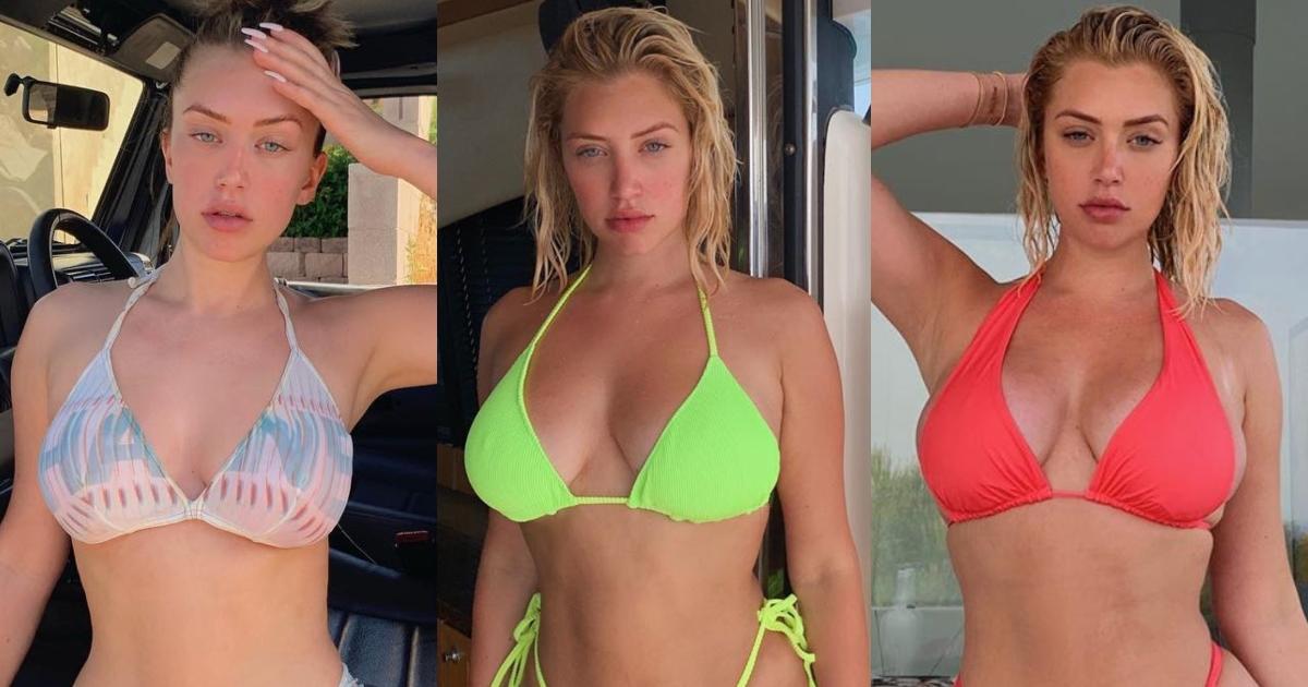 61 Sexy Anastasia Karanikolaou Pictures Captured Over The Years