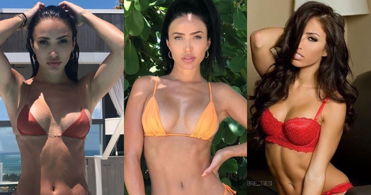 61 Sexy Breana Tiesi Pictures Captured Over The Years