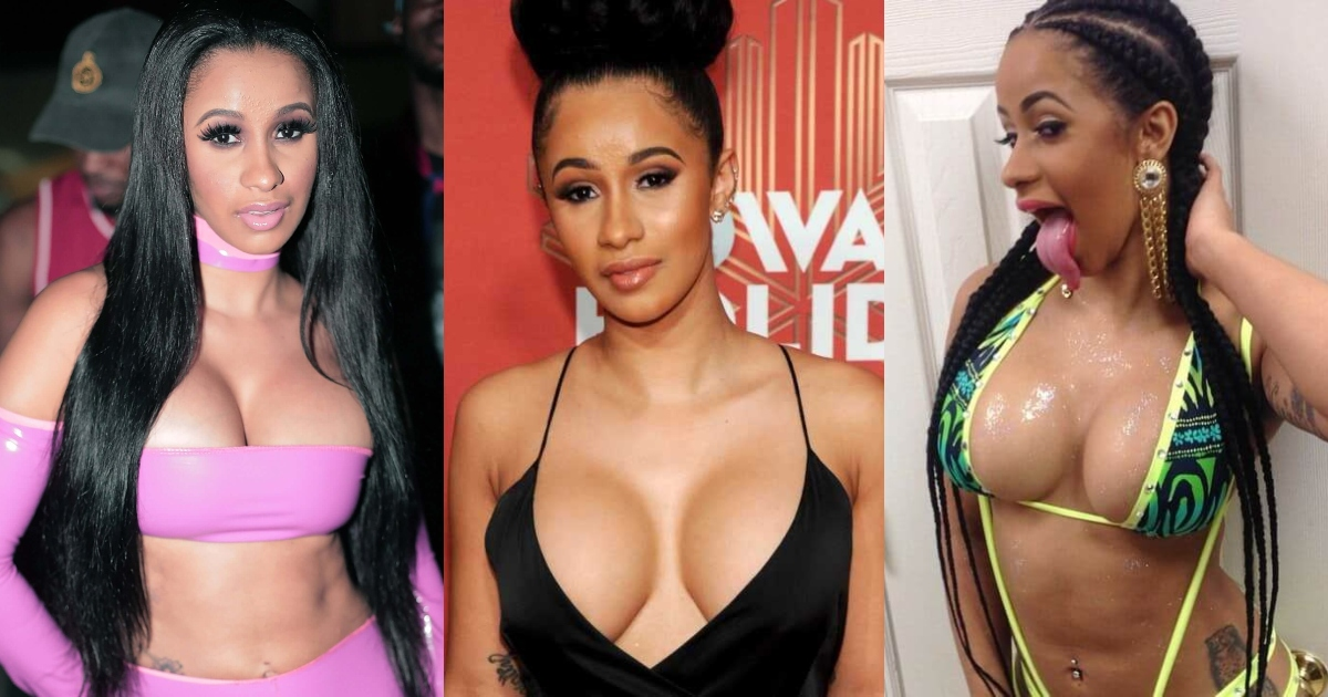 61 Sexy Cardi B Boobs Pictures Are Truly Epic