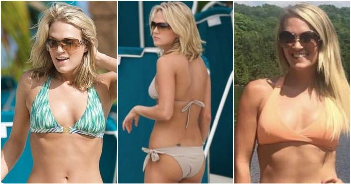 61 Sexy Carrie Underwood Pictures Captured Over The Years