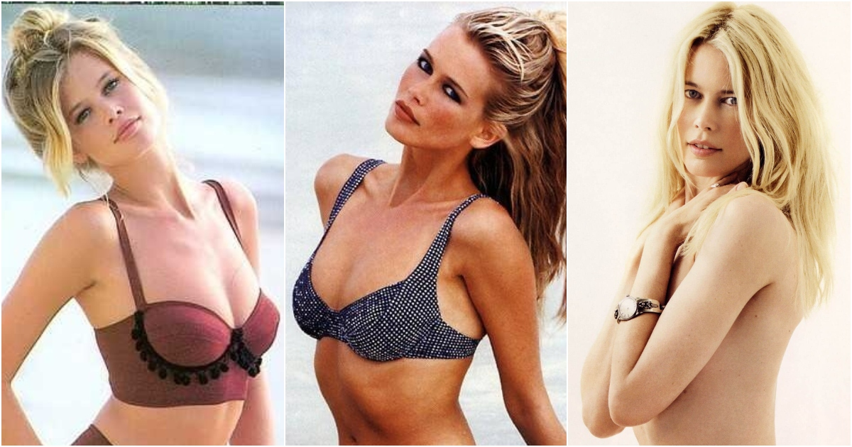 61 Sexy Claudia Schiffer Pictures Captured Over The Years
