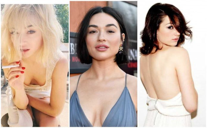 61 Sexy Crystal Reed Pictures Will Leave You Gasping For Her