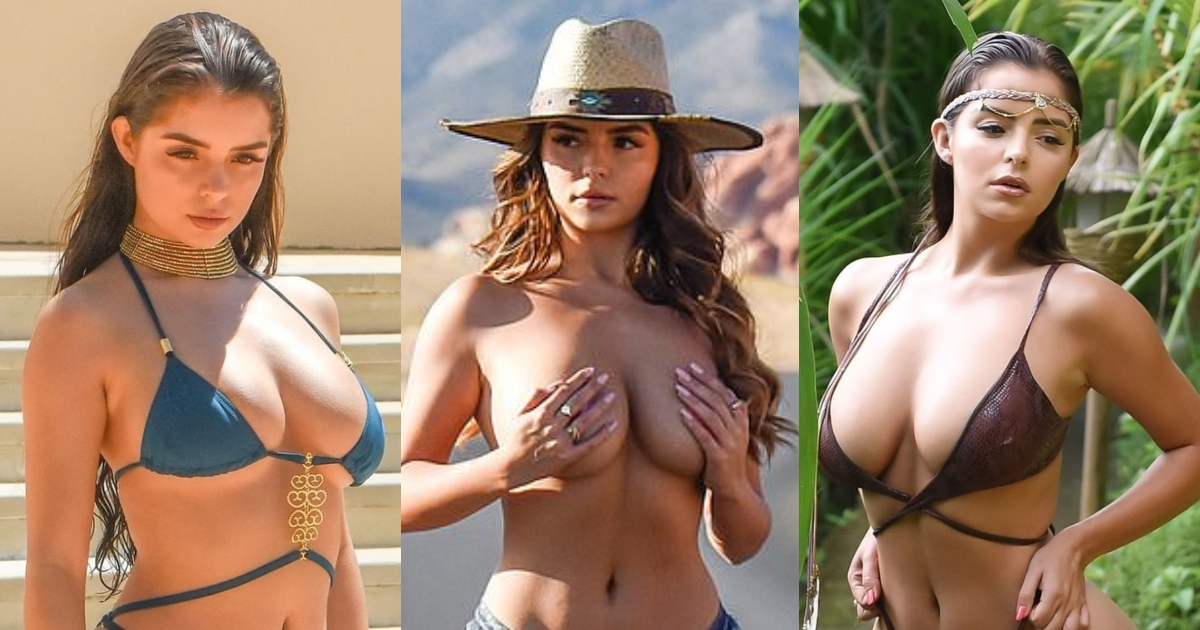 61 Sexy Demi Rose Pictures Captured Over The Years