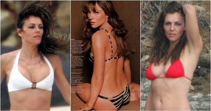 61 Sexy Elizabeth Hurley Pictures Captured Over The Years