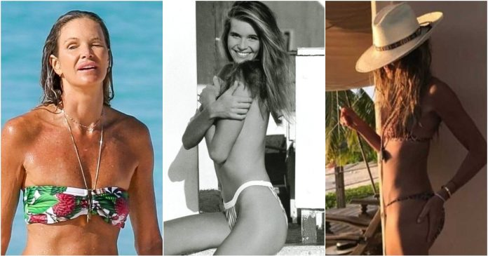 61 Sexy Elle Macpherson Pictures Captured Over The Years