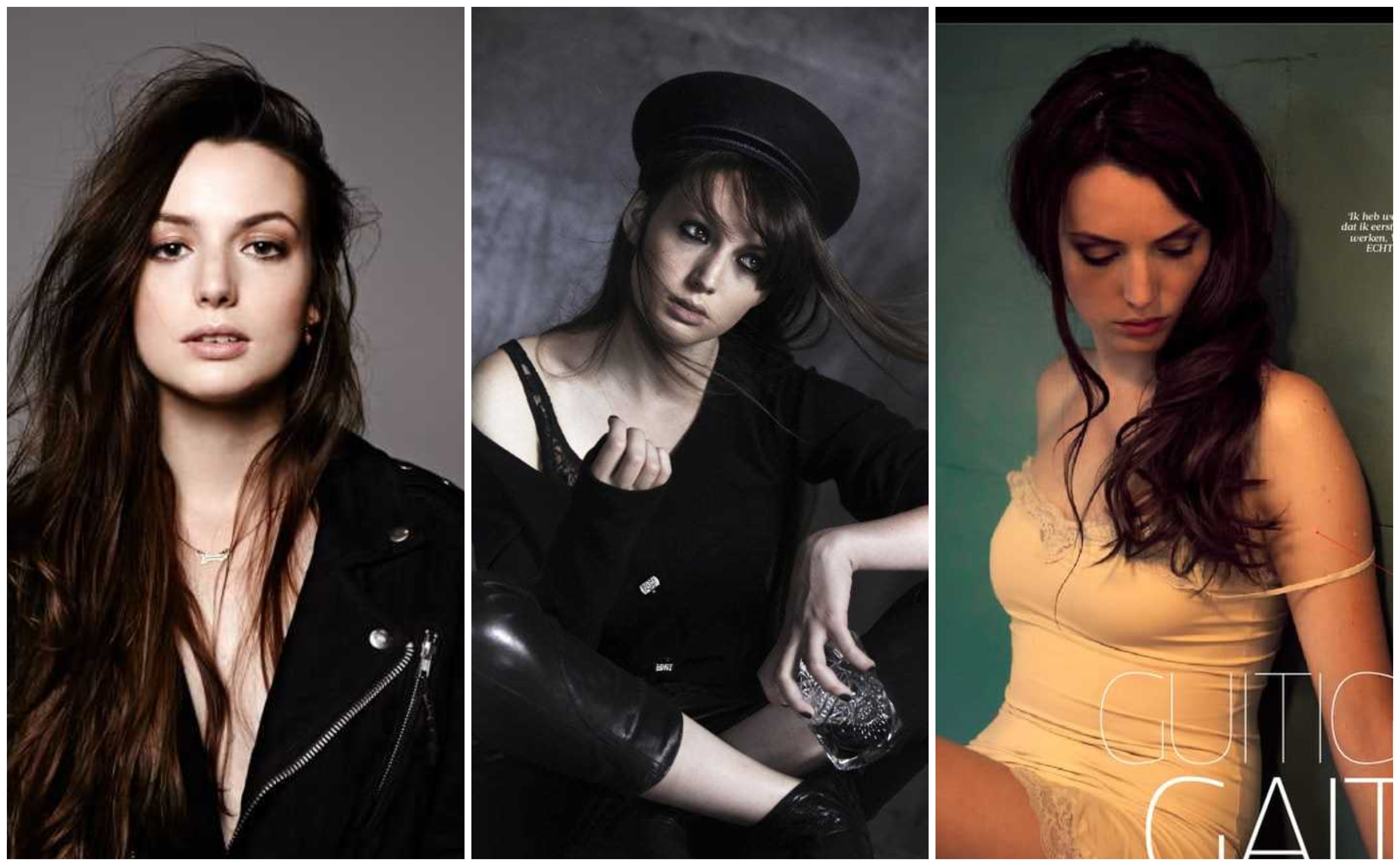 61 Sexy Gaite Jansen Pictures Exhibit Her As A Skilled Performer