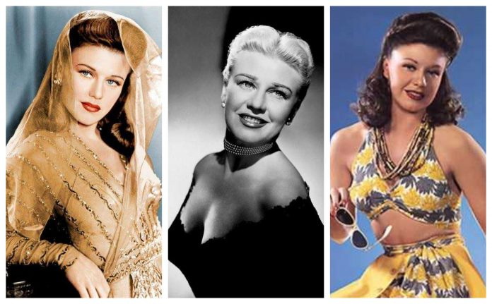 61 Sexy Ginger Rogers pictures Are Incredibly Excellent