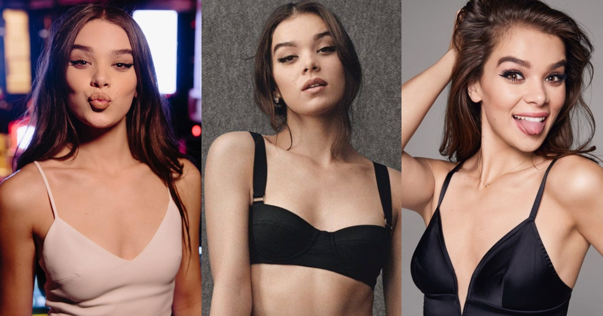 61 Sexy Hailee Steinfeld Boobs Pictures Are Epitome Of Sexiness