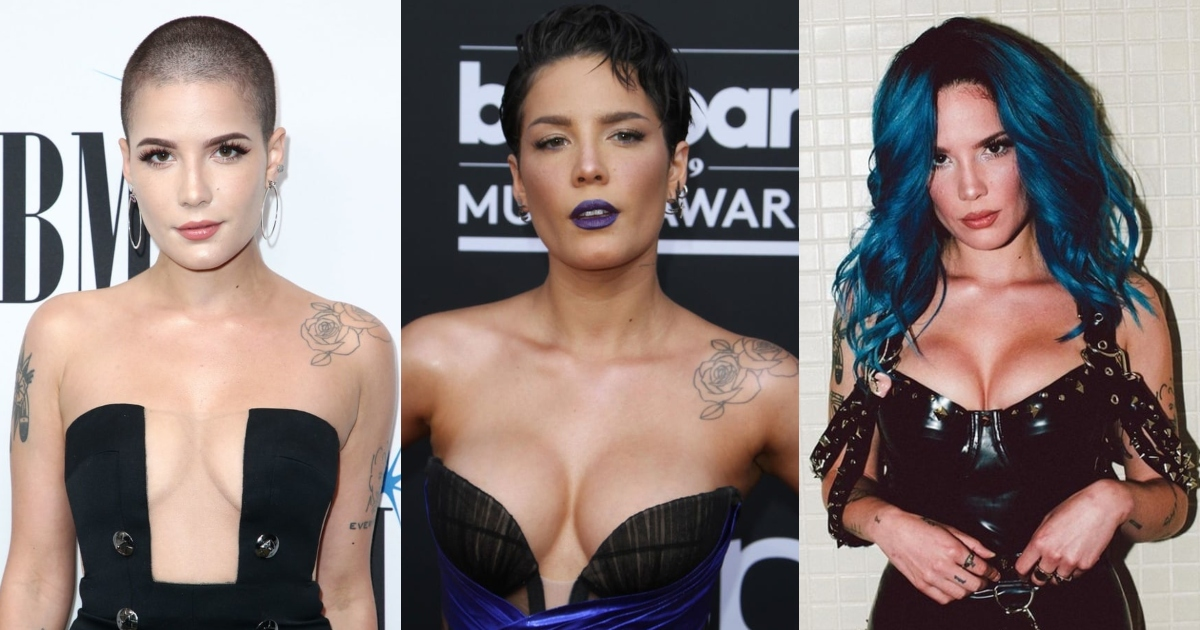 61 Sexy Halsey Boobs Pictures That Will Make Your Heart Pound For Her