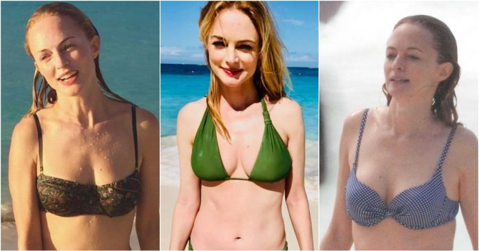 61 Sexy Heather Graham Pictures Captured Over The Years