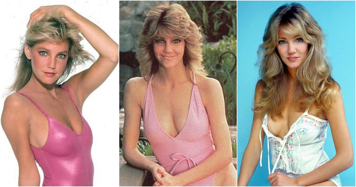 61 Sexy Heather Locklear Pictures Captured Over The Years