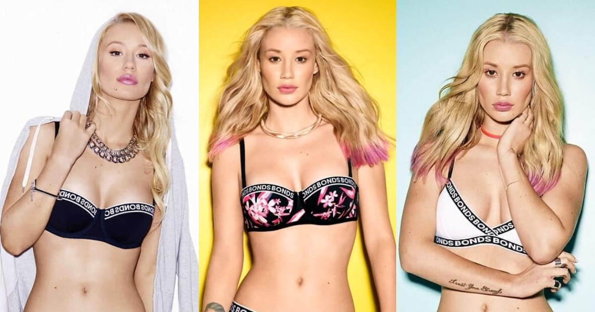 61 Sexy Iggy Azalea Boobs Pictures Are Brilliantly Sexy