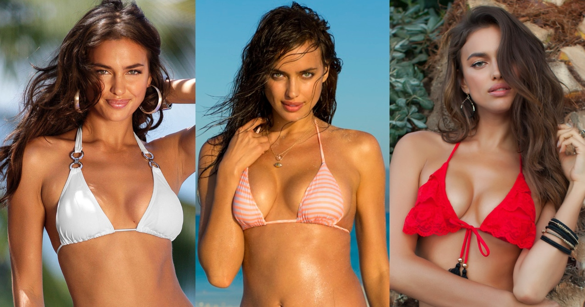 61 Sexy Irina Shayk Pictures Captured Over The Years