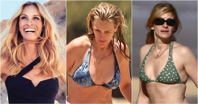 61 Sexy Julia Roberts Pictures Captured Over The Years