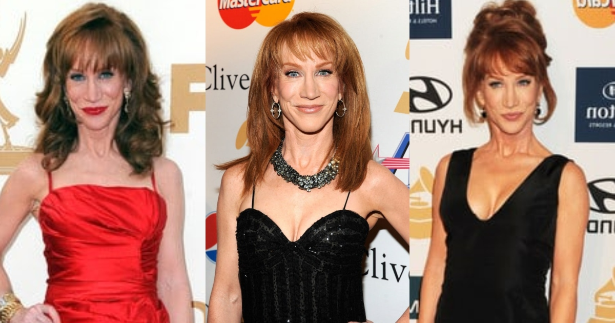 61 Sexy Kathy Griffin Pictures Captured Over The Years
