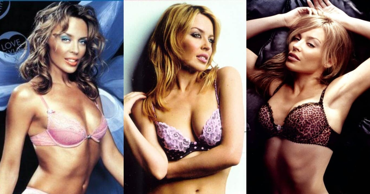 61 Sexy Kylie Minogue Boobs Pictures That Will Make Your Day A Win