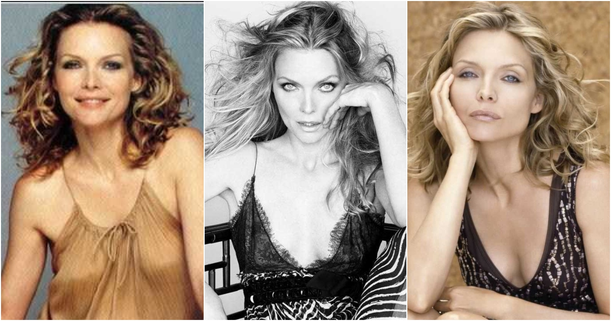 61 Sexy Michelle Pfeiffer Pictures Captured Over The Years