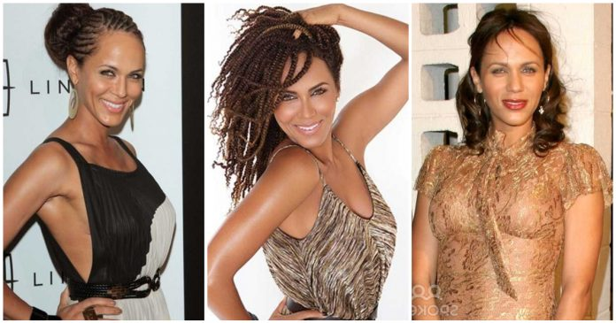 61 Sexy Nicole Ari Parker Pictures Will Induce Passionate Feelings for Her