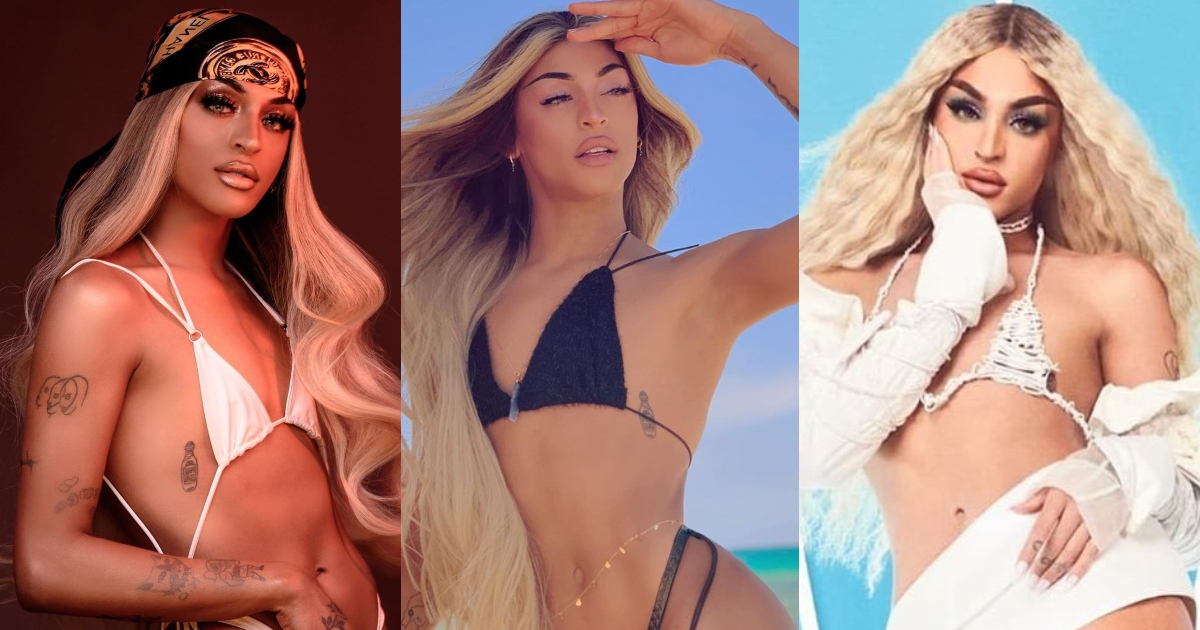 61 Sexy Pabllo Vittar Pictures Captured Over The Years