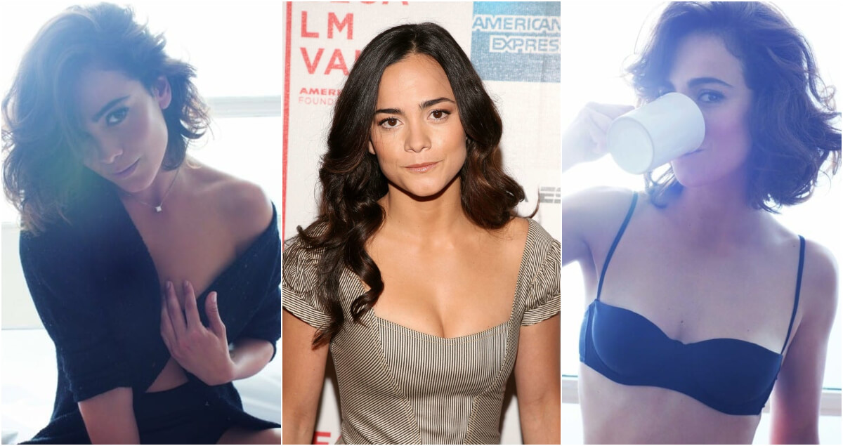 61 Sexy Pictures Of Alice Braga Will Cause You To Lose Your Psyche