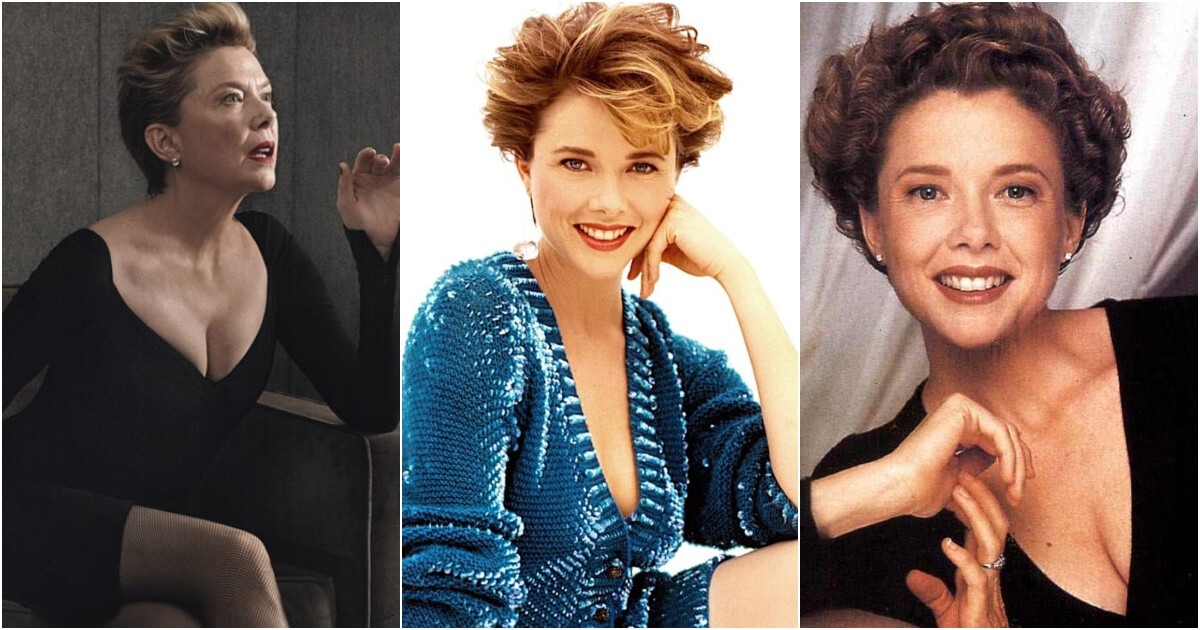 61 Sexy Pictures Of Annette Bening Are Truly Astonishing