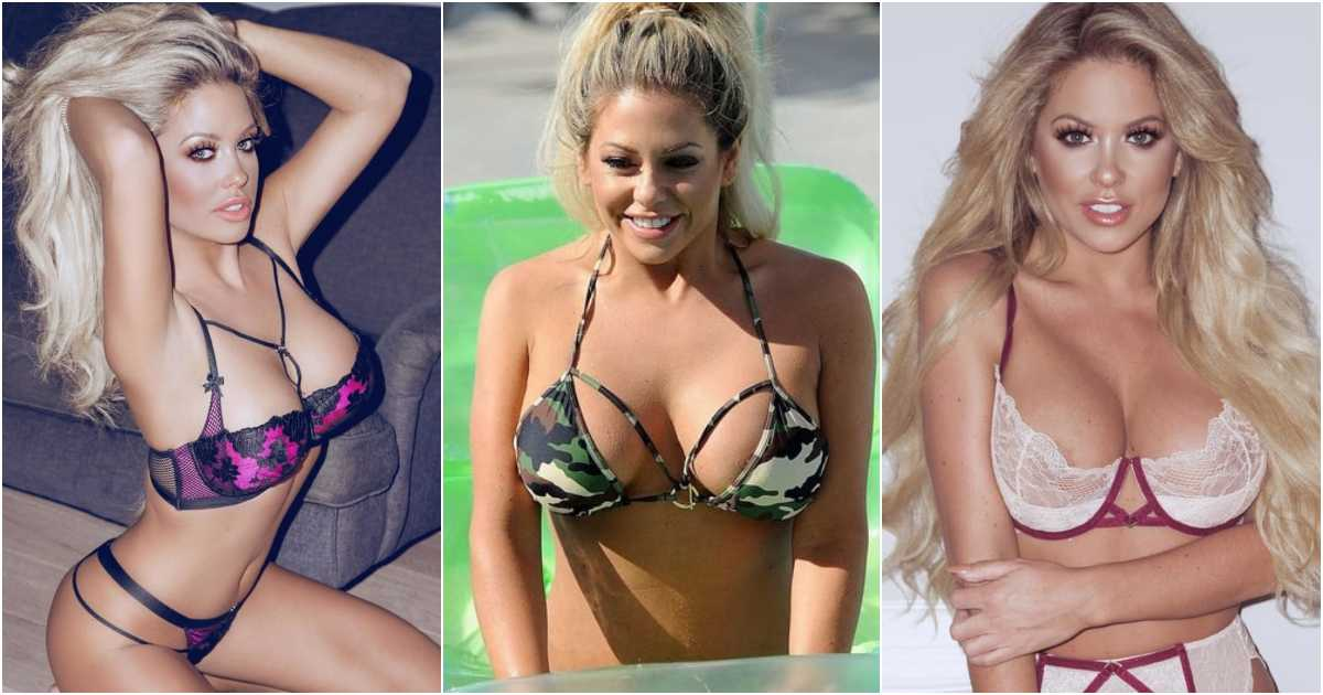61 Sexy Pictures Of Bianca Gascoigne
