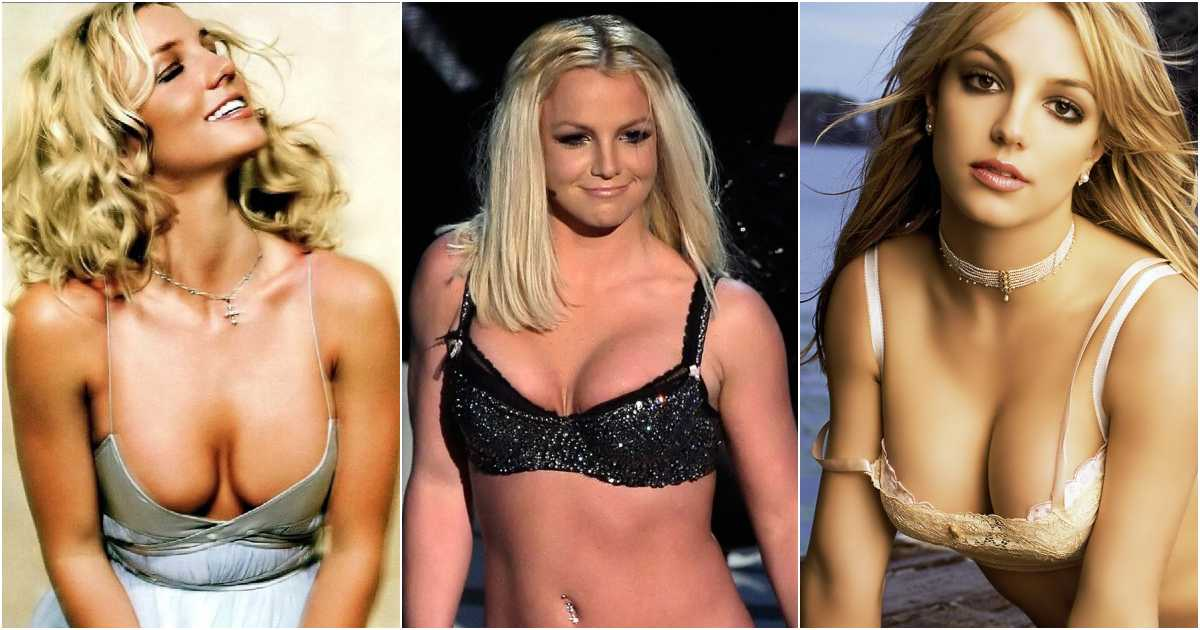 61 Sexy Pictures Of Britney Spears