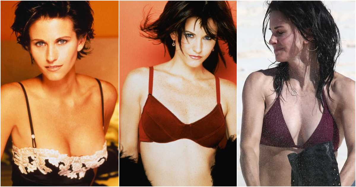 61 Sexy Pictures Of Courteney Cox That Will Make Your Heart Pound For Her